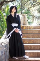 Rukia Cosplay: I Wonder by firecloak