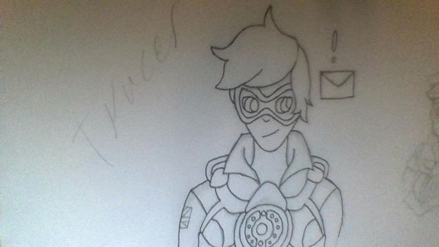 Tracer by FullMoonKeeper