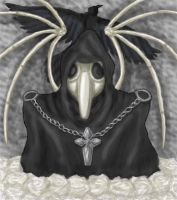 Plague Doctor by Jez-theUndead