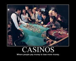 Casino Demotivational by R5-S8