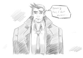 +Dick_Gumshoe+ by Chinchikurin