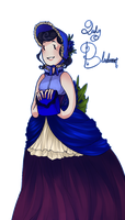 Ask Lady Bluebonnet by Ask-TheKingoftheDark