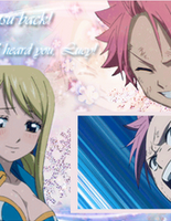 Natsu and Lucy's Fairy Tale by Satinels