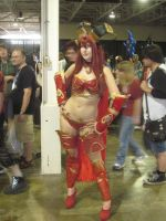 Queen Alexstrasza by TheDerpQueen