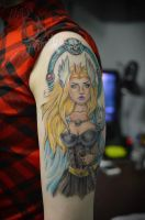 Valkyrie by ABYSS-TAT-2S
