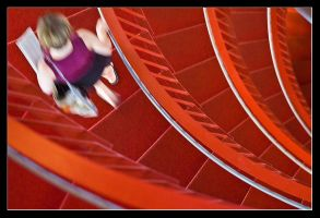 Going down ? by fuchsphoto