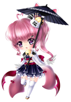 Chibi Sesumi [former Design-Contest-Entry] ~ by Chierue