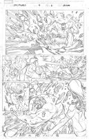 Xmen pencil pages 06 by amilcar-pinna