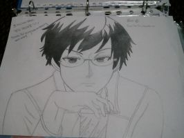 My gift for J. Michael Tatum! by crazyanimefreak08