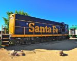 Barstow Train Yard by flatsix911