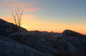Sunset from Mountain Top X by HenrikSundholm