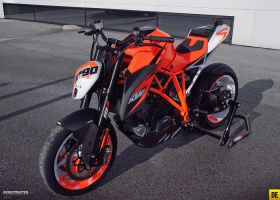 ktm super duke 1290 by tinqwer