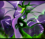 .: Maleficent :. by Silver-HeartCrosser