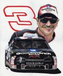 Dale Earnhardt by Rathskeller7