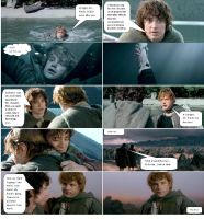 Lord of the Rings Comic 7 by ashantiwolfrider