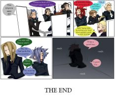 SERVED pg XXIX - The End by ladychimera