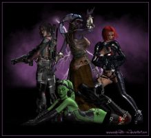 The Collection by Aphrodite-NS