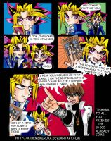 OMAKE YUGIOH OF THE 9 500 by XtremeMiruka