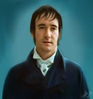 Mr. Darcy by thedreamwithin