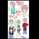 Marcus- Lily.okumura On Instagram by Harkill