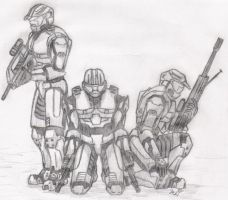 Spartans by bludawg7