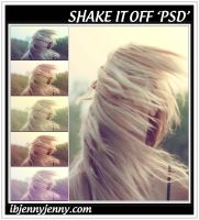 Shake it off PSD by ibjennyjenny