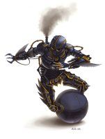 Untold - Ninja Roller by ChateNoire
