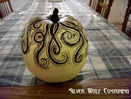 Swirly Pumpkin by RatTrapStudios