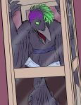 Commission]-Corvid booth 3/3 by Fringecrow