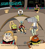 Star Fishers by DestroyahDes