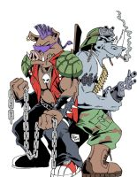 Bebop and Rocksteady by PowermasterJazz