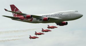 virgin 747 and the reds 2 by Sceptre63