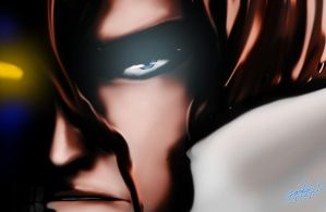Aizen - real anime by younesanimedrawing