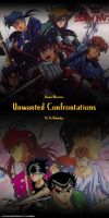 Unwanted Confrontations Poster by PhoenixKnght86