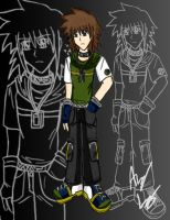 Hero: Kai TWEWY by Pacthesis