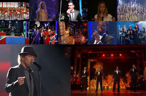 AGT 2011 Top 10 Reviews/Guest Performers Included by Amelia411