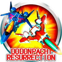 DoDonPachi Resurrection by POOTERMAN