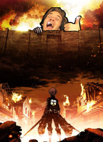 attack of the pewdie by damienyukii