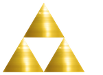 The Triforce by NatouMJSonic