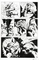 Hellboy page by tat2istcecil