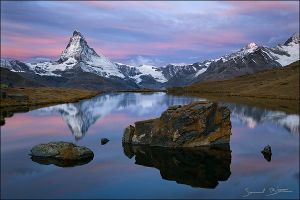 Matterhorn by samuelbitton