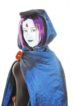 Raven Cosplay by Caranth