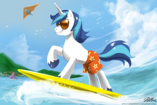 Surfing Armor 01 by johnjoseco