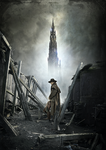 The Dark Tower III: The Wastelands by conzpiracy