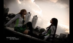 HOTD Cosplay 07 by Bastetsama-Cosplay