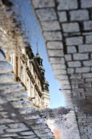 reflection in a puddle 03 by siwymortis