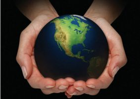 The world is in our hands by 13MusicRox13