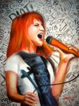 The Natural Hayley Williams by damago