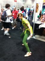 AX day 2 peter pan by DrGengar