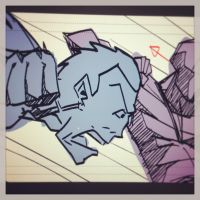 Fight Scene 2 Thumbnails by cmbarnes